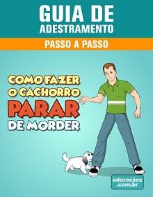 Guia de Adestramento - Como Fazer o Cachorro Parar de Morder
